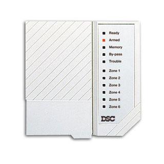 DSC PC 1550 & 1555 KEYPAD